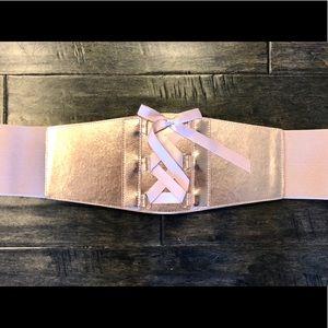 Accessories - 2XL-3XL Extra Large plus size ROSE GOLD belt 🌹